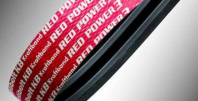 Kraftbänder Red Power 3  SPC
